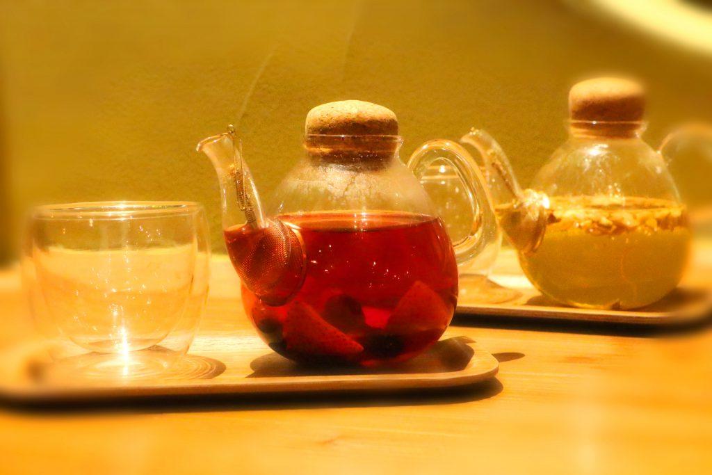 TEA HOUSE はっぱ TEA