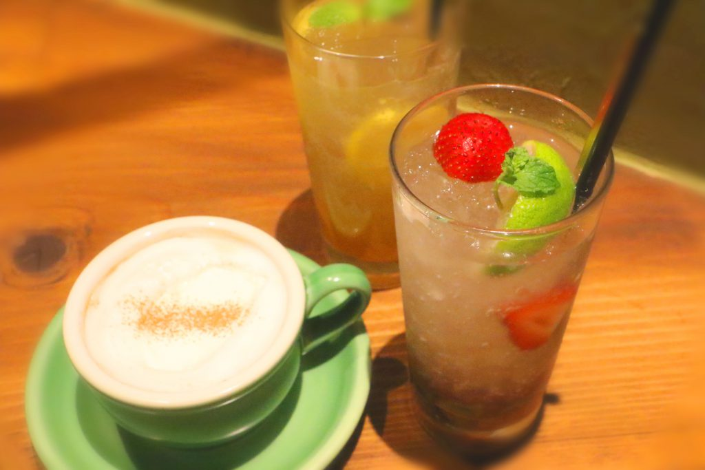 TEA HOUSE はっぱ OTHER DRINK